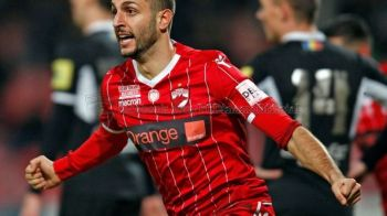 Unde va juca Mattia Montini, golgheterul lui Dinamo in sezonul trecut! Italianul spera ca Salomao sa nu ajunga la FCSB