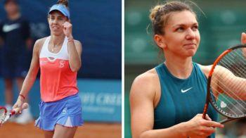"SIMONA HALEP - SERENA WILLIAMS IN FINALA WIMBLEDON   Miki Buzarnescu, singura care i-a luat set Simonei la Wimbledon: ""Sper sa ramana asa! Trebuie sa fie puternica"""