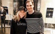 SIMONA HALEP - SERENA WILLIAMS IN FINALA WIMBLEDON | Federer i-a dat un sfat Simonei chiar inaintea finalei! Mesajul elvetianului, dupa ce si el s-a calificat in finala