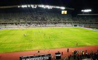 Centenar ratat! U Cluj a jucat amicalul cu PAOK in fata unui stadion ocupat doar pe sfert si a pierdut la scor in fata grecilor!