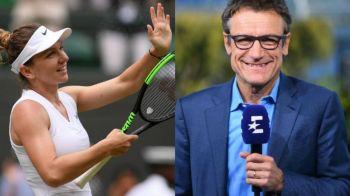 "SIMONA HALEP - SERENA WILLIAMS IN FINALA WIMBLEDON   Cum crede Mats Wilander ca o poate invinge Simona Halep pe Serena Williams: ""E nevoie sa faca asta"""