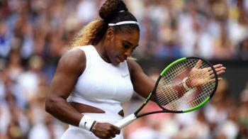 FINALA WIMBLEDON 2019   Momentul in care Serena s-a oprit pentru a o aplauda pe Simona! Lovitura prin care Halep a lasat-o fara replica pe Williams