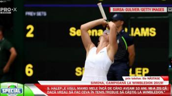 """Ilie Nastase i-a predat coroana Simonei Halep: """"Asta este cel mai mare rezultat al tenisului romanesc!"""""""