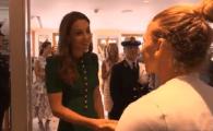 HALEP - WILLIAMS 6-2, 6-2 | Simona si-a trait visul! Kate Middleton nu doar ca a asistat la finala, dar a si asteptat-o la vestiare: cuvintele Ducesei pentru noua campioana de la Wimbledon