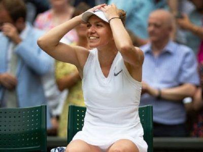 Recordul ALL-TIME doborat de Simona in finala de la Wimbledon! Cum ramane romanca in istoria turneului
