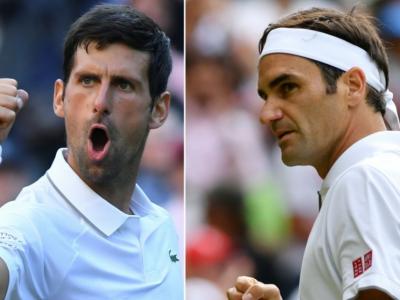 ROGER FEDERER - NOVAK DJOKOVIC 6-7, 6-1, 6-7, 6-4, 12-13 | Nole, rege la Wimbledon 2019 dupa un meci de 5 ore, incheiat dupa un tie-break impus in premiera de regulament, la 12-12 in decisiv