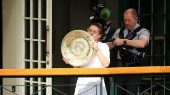 OFICIAL | Cand ajunge Simona Halep in tara, dupa victoria istorica de la Wimbledon! Va fi primita ca o adevarata regina