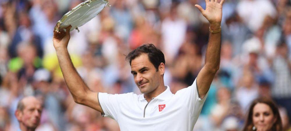 """NOVAK DJOKOVIC, CAMPION LA WIMBLEDON   Federer: """"Voi avea nevoie de timp ca sa-mi revin! Dar voi lupta in continuare pentru trofee!"""" Promisiunea lui Federer"""
