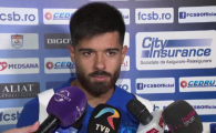 """Reactia lui Vina dupa un debut excelent la FCSB! """"Chiar am simtit ca nu sunt venit de doua zile!"""" Ce spune despre jocul echipei: """"Asta trebuie sa imbunatatim"""""""