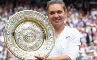 WTA a anuntat noul clasament mondial dupa Wimbledon! Pe ce loc a urcat Simona Halep dupa finala perfecta castigata la Londra!