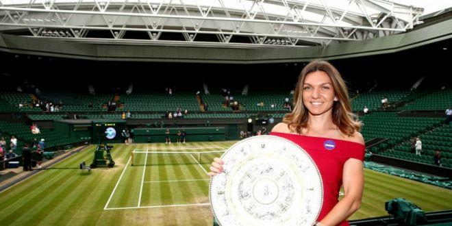 Simona Halep, aproape calificata la Turneul campioanelor! Salt URIAS dupa victoria de la Wimbledon