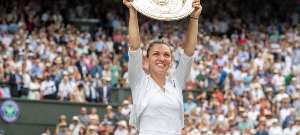 S-au dat notele! Cat a primit Simona Halep pentru prestatia de la Wimbledon! Tenismenele de top care au primit nota 4
