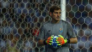 Casillas continua la Porto! Anuntul facut de legendarul portar spaniol dupa infarctul suferit in luna mai