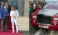 Ion Tiriac, sofer de LUX pentru Simona Halep! A condus-o de la aeroport cu o limuzina de 400.000 euro! VIDEO