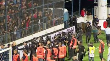 """VIITORUL-DINAMO 5-0   """"A fost un accident, ne vom reveni cu siguranta in urmatoarele partide""""! Dinamo NU lasa capul jos si anunta o revenire in forta! Ce spune Straton despre esecul cu Viitorul"""