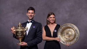 De ce n-a invitat-o Djokovic pe Halep la dansul campionilor