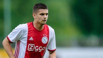 Antrenorul lui Ajax, cuvinte mari pentru Razvan Marin dupa debut! Promisiunea facuta de Ten Hag