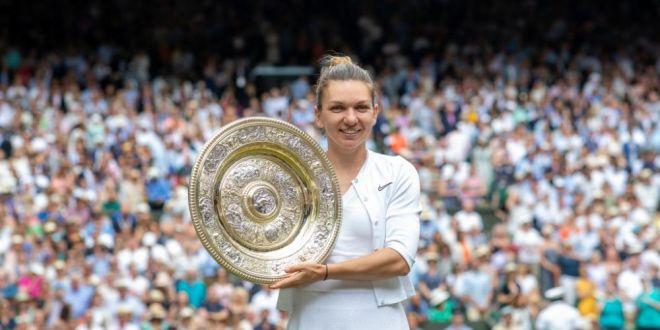 Simona Halep,  domnisoara prietenoasa  care i-a cucerit pe toti! Francezii au facut portretul campioanei de la Wimbledon:  Vor fi putine mai populare decat ea