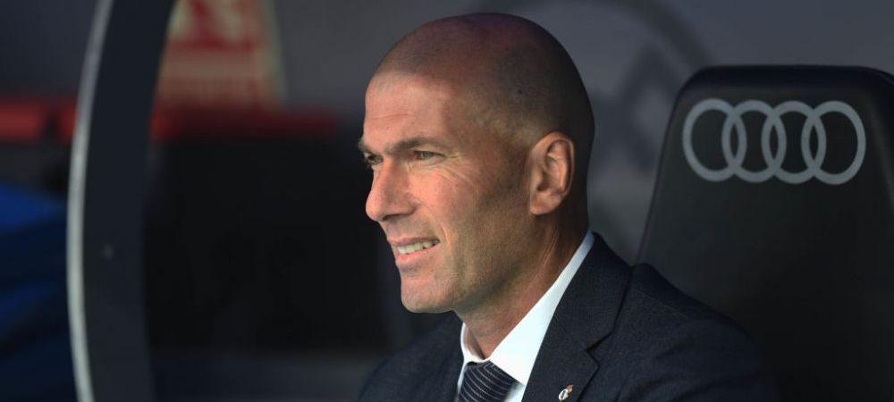Lovitura grea pentru Zidane! Motivul pentru care doi jucatori transferati in aceasta vara au INTERZIS la Real Madrid