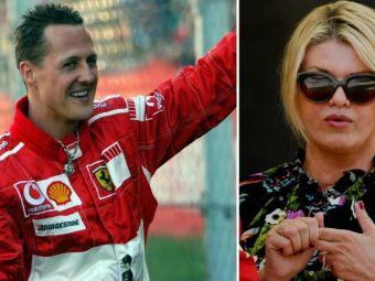 """Decizia luata de sotia lui Michael Schumacher i-a scandalizat pe apropiatii pilotului: """"Nu poti sa faci asa ceva!"""""""