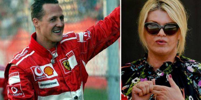 Decizia luata de sotia lui Michael Schumacher i-a scandalizat pe apropiatii pilotului:  Nu poti sa faci asa ceva!