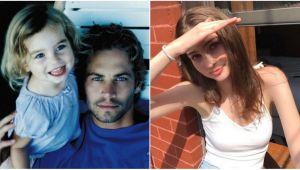 """Fiica lui Paul Walker a reaparut in public dupa ce s-a """"ascuns"""". Cum arata Meadow la 20 de ani! FOTO"""