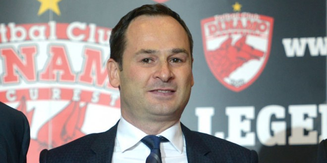 Dinamo a avut un buget de 2,5 lei. Negoita sa bage 4-5 milioane de euro si pe urma sa se planga . O fosta glorie a lui Dinamo, despre dezastrul administrativ din Stefan cel Mare