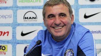 ULTIMA ORA: Hagi mai poate trimite un fotbalist in Premier League! Leicester a venit in Romania pentru un pusti inventat de Viitorul