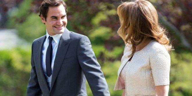 Cum arata sotia lui Roger Federer. Cand s-au cunoscut, ea era logodita cu un arab bogat