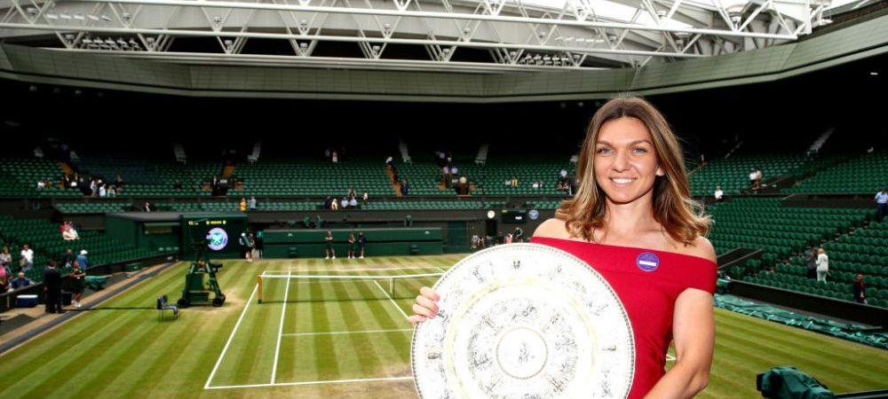 """""""A fost cea mai buna decizie din viata mea!"""" Dezvaluirea facuta de Simona Halep! Cum a reusit sa devina campioana la Wimbledon"""