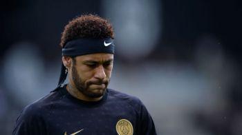 Barcelona il vrea, dar n-are bani sa-l ia! Neymar si-a facut LISTA: cluburile la care mai poate ajunge starul brazilian