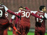 CFR Cluj - Astana 3-1   CALIFICARE DRAMATICA! Omrani, EROUL SERII in Gruia! A reusit al treilea gol: reusita superba, cu calcaiul