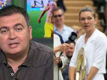 Mihai Mironica:  O invitam oficial pe Simona Halep sa apara la emisiuni in Romania, nu numai in strainatate  Replica lui Daniel Dobre