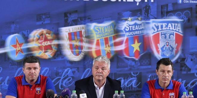 Oprita a DAT AFARA cel mai bun jucator de la Steaua! Revolutia la echipa Armatei a inceput cu buget redus