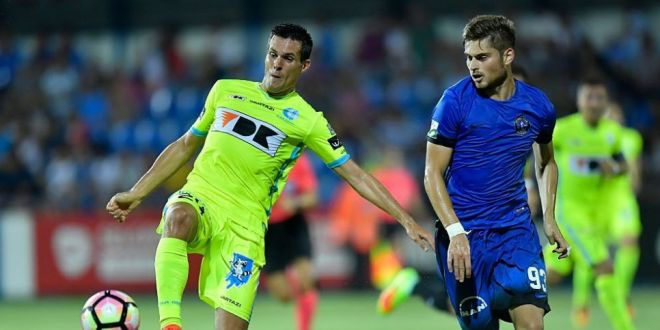 Cu cine joaca Viitorul in Europa League! Anuntul facut de UEFA dupa decizia luata de belgieni