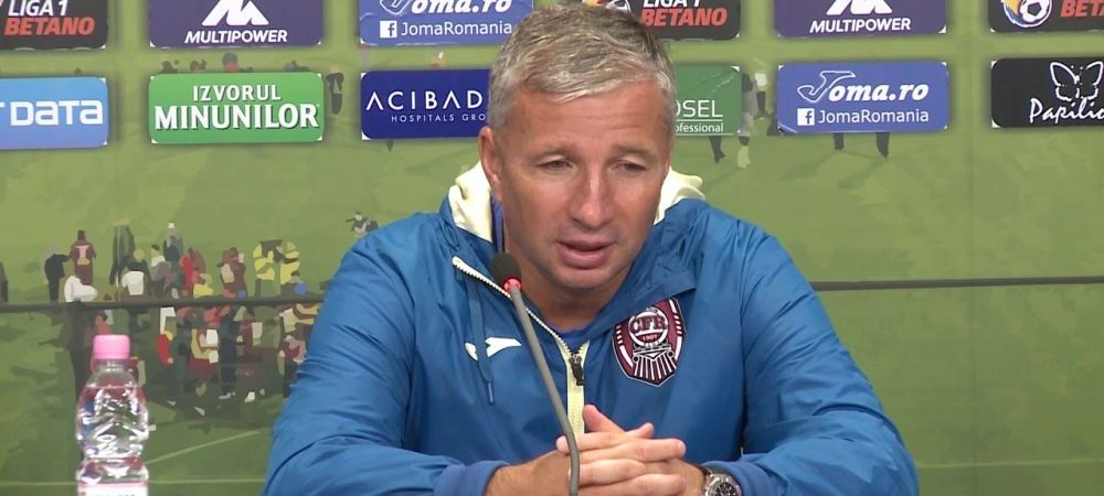 """Baietii nu au uitat sa joace fotbal, eu nu am uitat sa antrenez!"" Dan Petrescu a facut SHOW dupa meci: ""Am si eu un nume in Romania, un CV! Ce trebuie sa mai fac ca sa demonstrez?"""