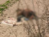 """Imagini de pe singurele plaje pentru nudisti din Romania. Reactia unei femei: """"Am ramas cu gura cascata"""""""