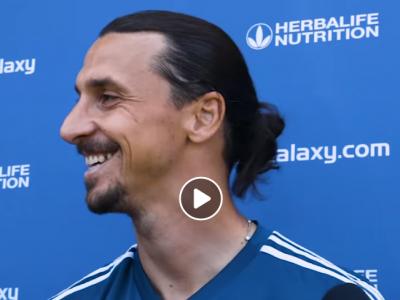 """Ce se afla in Zona 51?"" Replica GENIALA a lui Zlatan cand a auzit intrebarea! Toata lumea a inceput sa rada"