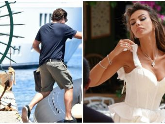 Madalina Ghenea, surprinsa pe un yacht alaturi de noul iubit. Cine e milionarul care a cucerit-o pe romanca. FOTO