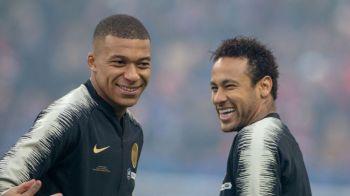 """ASALTUL Barcelonei pentru revenirea lui Neymar continua! Oferta NEBUNA pregatita pentru PSG: Mbappe este """"cheia"""""""