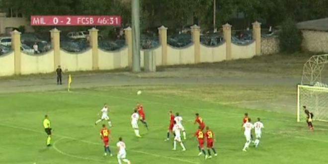 VIDEO | GAFA dupa GAFA pentru BELU! Jucatorul amenintat de Becali ar putea fi OUT dupa meciul cu Milsami!