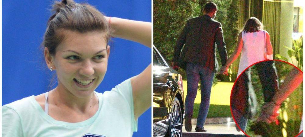 Simona Halep si iubitul ei, fotografiati in premiera! Cine este barbatul cu 13 ani mai in varsta decat ea si cu ce se ocupa: FOTO