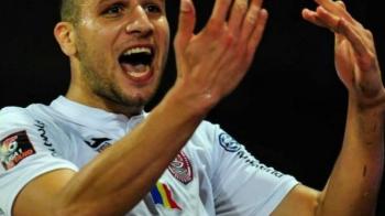 """Se intoarce inima CFR-ului! Petrescu isi primeste golgheterul inapoi: """"Tucudean va intra cat de curand in echipa!"""""""