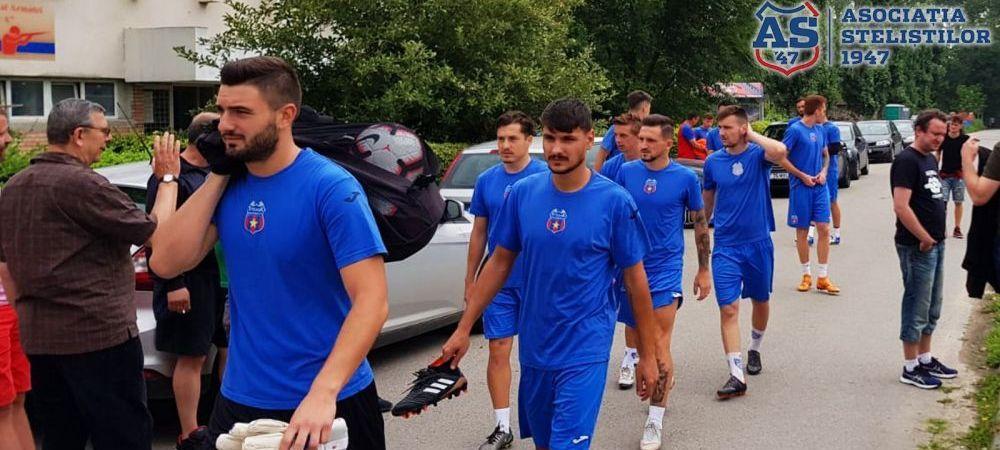 S-au tras la sorti meciurile fazei 1 din Cupa Romaniei! Cu cine joaca Steaua