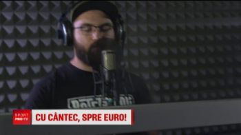 "Un rapper a creat o melodie pentru starurile nationalei Romaniei U21: ""Sunt ca George Puscas cand trag, e de pus in rama"""