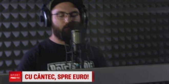 Un rapper a creat o melodie pentru starurile nationalei Romaniei U21:  Sunt ca George Puscas cand trag, e de pus in rama