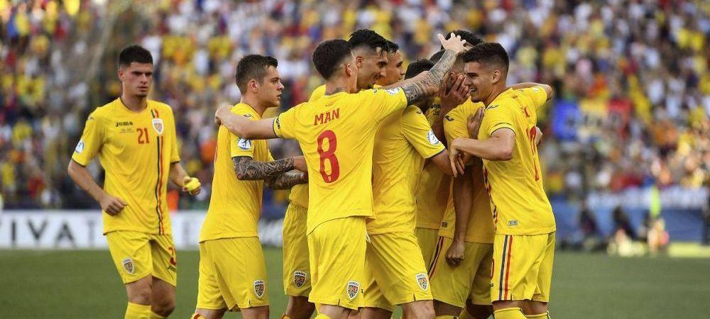 Amenda dupa incidentele de la Euro U21!!! 2000 de locuri vor ramane goale la urmatorul meci, FRF a fost amendata
