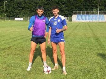 Fratii Costea, din nou colegi la o echipa din Romania! Pentru cine au jucat azi