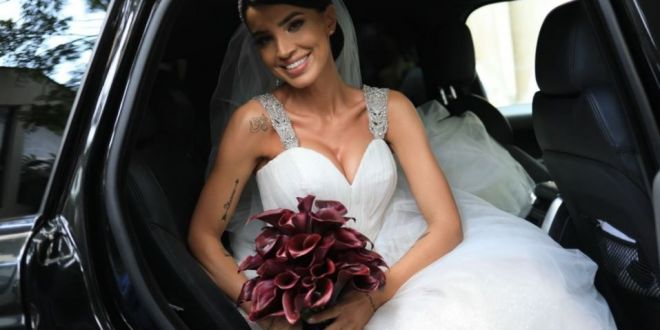 Adelina Pestritu s-a maritat. Ce mesaj i-a transmis, la nunta, cantaretul Michael Bolton!