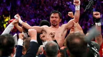 Manny Pacquiao intra in ISTORIE! La 40 de ani a devenit cel mai batran campion mondial dupa victoria de aseara! Adversarul era neinvins in cariera!